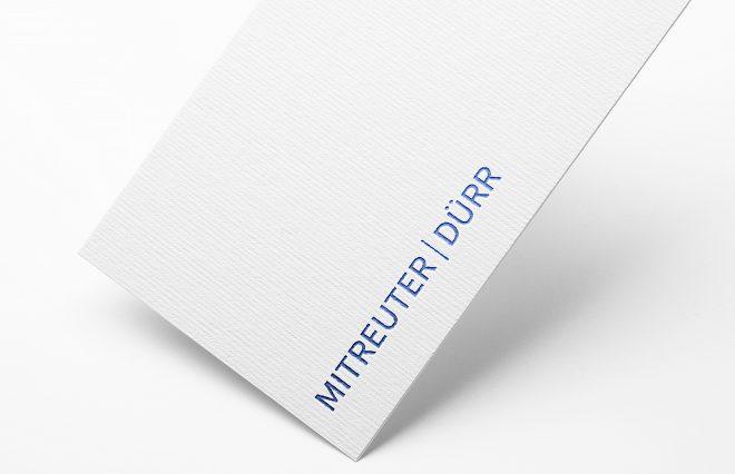 MITREUTER | DÜRR